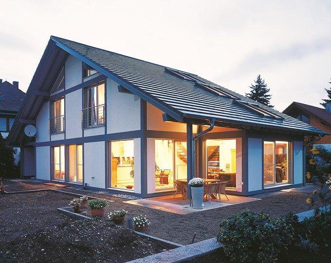 Fenster außenansicht haus  Fenster von SCHWARZE bieten viele Vorteile