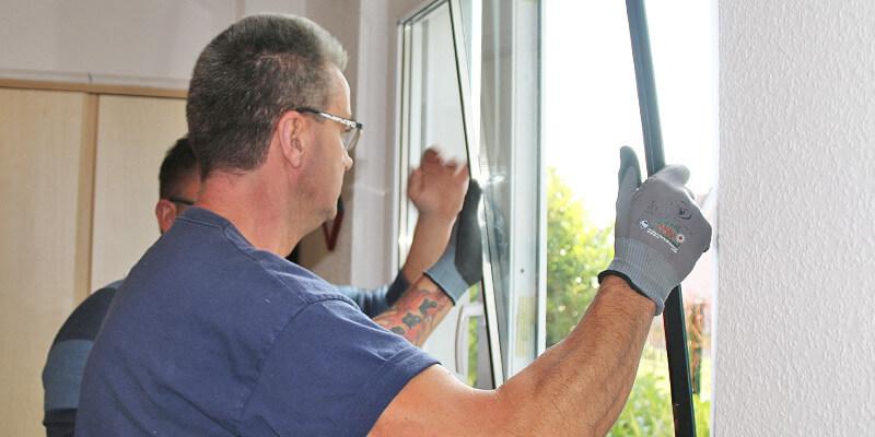 Sehr Fensterglas tauschen für besseren Lärm- und Wärmeschutz! GC26