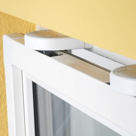 Einbruchschutz zum nachr sten f r t ren und fenster - Fenster auf kipp ...