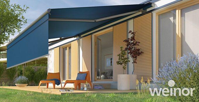 zubeh r f r ihr terrassendach mit montage gibt es hier. Black Bedroom Furniture Sets. Home Design Ideas